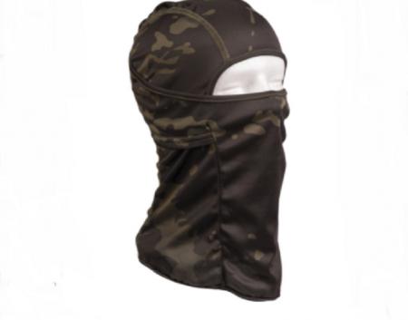 Kamuflāžas maska