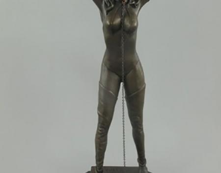 Bronzas statuete