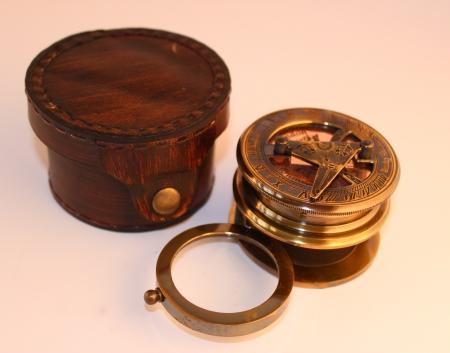 Kompass ar lupu