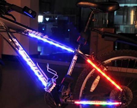 Velo ramja LED apgaismojums