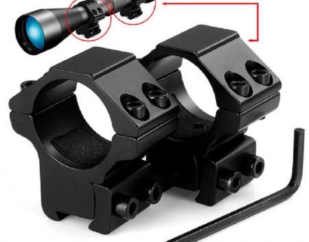 Optikas stiprinājumi