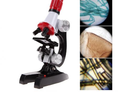 Mikroskops bērniem