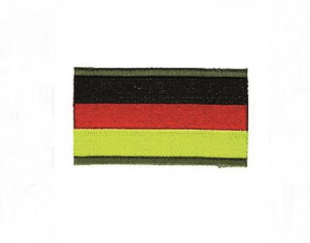 Uzšuve Vācijas karogs